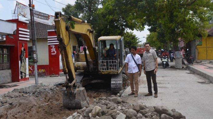 DPRD Minta Pekerjaan Tiga Proyek Di Kota Blitar Dikebut