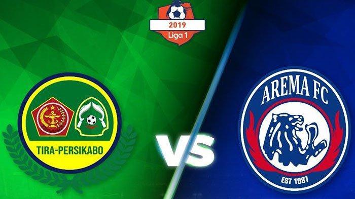 Link Live Streaming PS Tira Persikabo vs Arema FC, Liga 1 2019, Kamis 24 Oktober, Kick Off 15.30
