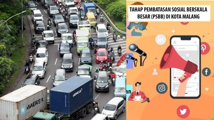 Jadwal Penting PSBB Malang Raya Mulai 17 Mei 2020, Setelah Minggu Pertama Berlaku Masa Penindakan