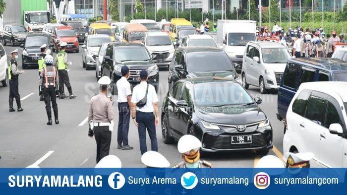 Ini 13 Titik Penyekatan di Jalur keluar Masuk Surabaya, Tindak Lanjut Larangan Mudik Lebaran 2021