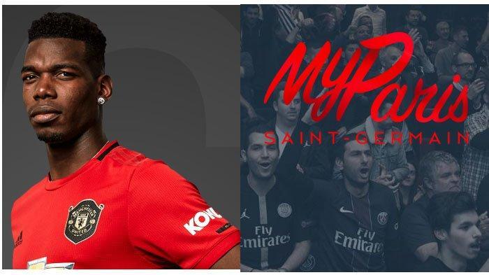 PSG Tawarkan Angel di Maria dan Julian Draxler Demi Dapatkan Paul Pogba dari Manchester United