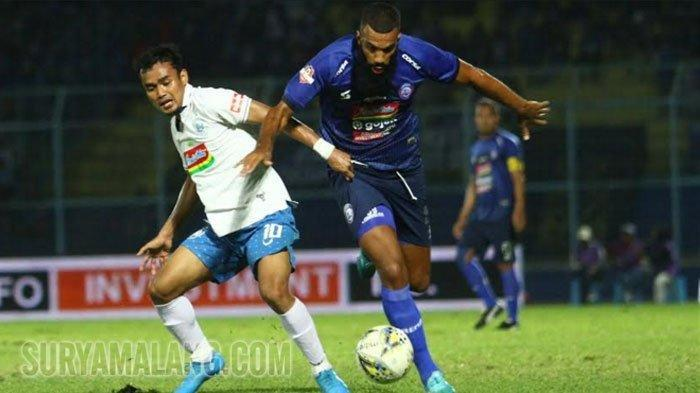 Peringatan Bagi Pemain Arema FC, Dilarang Keras Ladeni Permainan Keras PSIS Semarang
