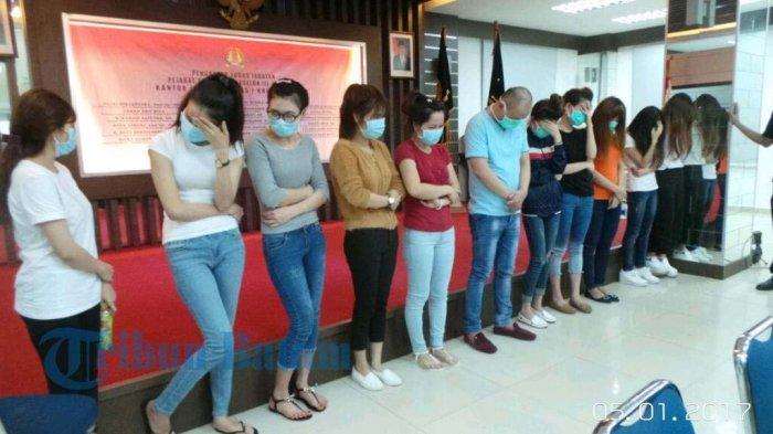 45 Cewek dan 22 Kondom Diamankan Terkait Prostitusi Online Hotel Jakarta Utara, Jual Diri via MiChat