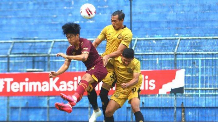 Hasil Skor Akhir Pertandingan PSM Makassar Vs Bhayangkara Solo FC Adalah 1-1 di Stadion Kanjuruhan