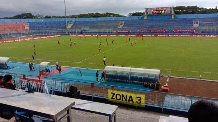 Bertabur Pemain Bintang, Berikut Susunan Pemain Persija Jakarta Vs Bhayangkara Solo FC