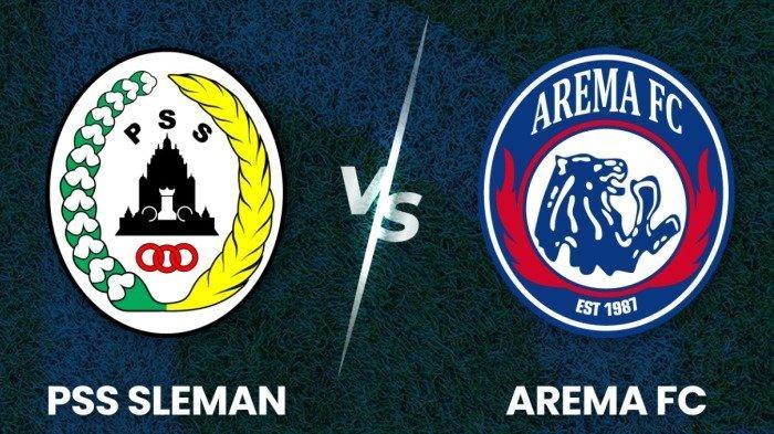PSS Sleman vs Arema FC pekan ketiga Liga 1 2021