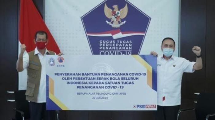 PSSI Dapat 'Lampu Hijau' Satgas Penanganan Covid-19 Nasional untuk Gelar Kompetisi Liga 1 2020