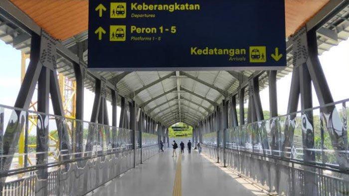 PT KAI menyiapkan sejumlah fasilitas penunjang di Stasiun Malang.