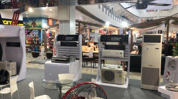Mitsubishi Electric Pamerkan Produk Rumah Tangga di Mall Olympic Garden Malang hingga 4 Agustus