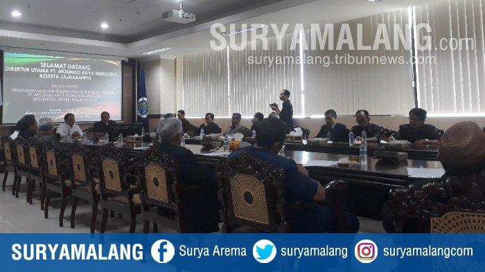 PT Molindo Raya Industrial Gandeng Universitas Negeri Malang sebagai Partner Akademisi