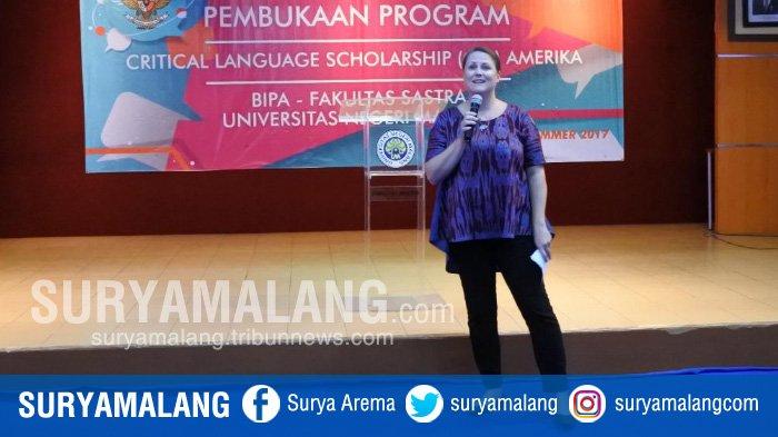 Di Kota Malang, Konjen Amerika Bilang : Kalian Tak Kan Menyesal Habiskan Waktu di Indonesia