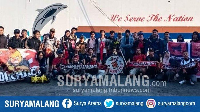 Kadung Berangkat dari Makassar ke Surabaya, The Maczman Tak Bisa Saksikan Persebaya Vs PSM Makassar