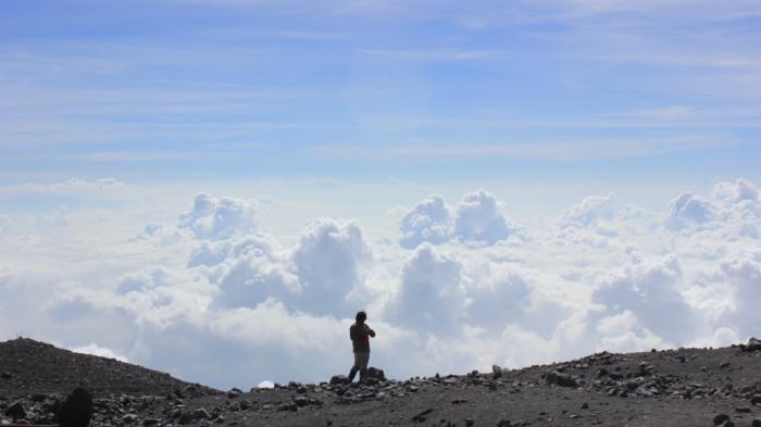 Gunung Semeru Dibuka 1 Oktober 2020, Booking Tiket Online, Kuota Dibatasi, Pendakian Sampai Kalimati