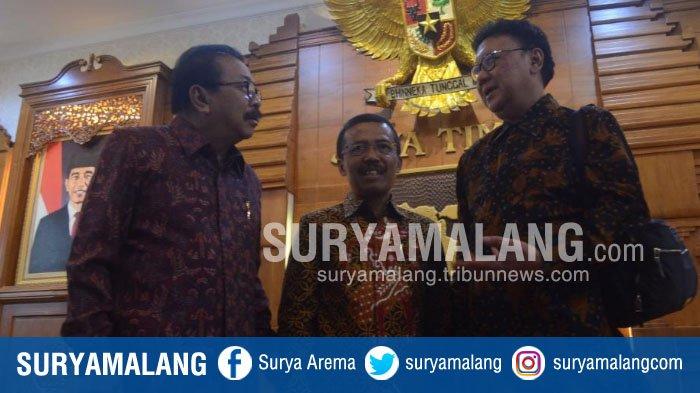Eddy Rumpoko Ditangkap KPK, Punjul Santoso Resmi Jadi Plt Wali Kota Batu