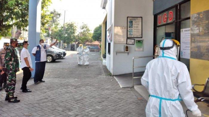 UPDATE Kasus Covid-19 Bangkalan, Dampak Penularannya Sudah ke Gresik, Satu Puskesmas Ditutup