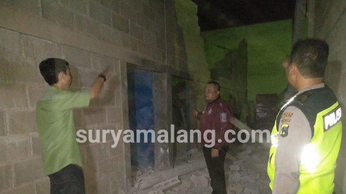 Puting Beliung juga Mengamuk di Balongbendo, Satu Tewas dan Satunya Patah Tulang