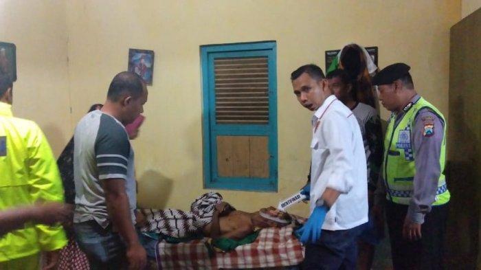 Pria 72 Tahun Tertimpa Reruntuhan Rumah saat Terjadi Puting Beliung di Tuban