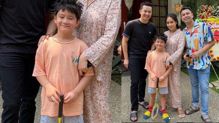 Bukti Rafathar Anak Sultan, Raffi dan Gigi Datangkan Taufik Hidayat untuk Mengajari Main Bulutangkis