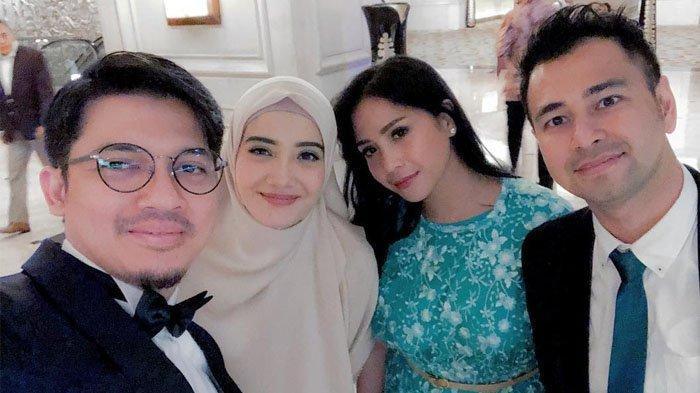 raffi Ahmad dan Irwansyah pernah berebut Laudya Cynthia bella