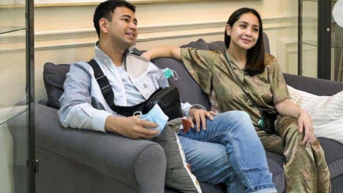 Raffi Ahmad dan Nagita Slavina baru saja ulang tahun