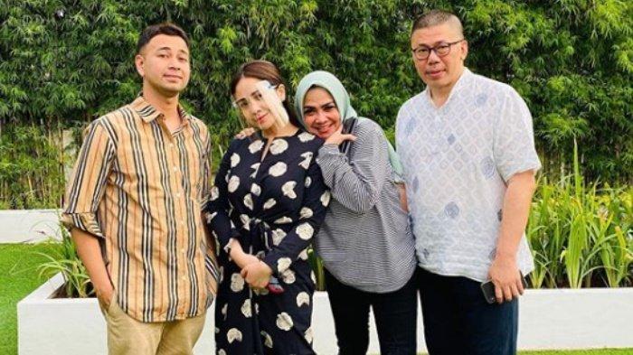 Raffi Ahmad dan Nagita Slavina Minta Rieta Amelia Jual Rumah