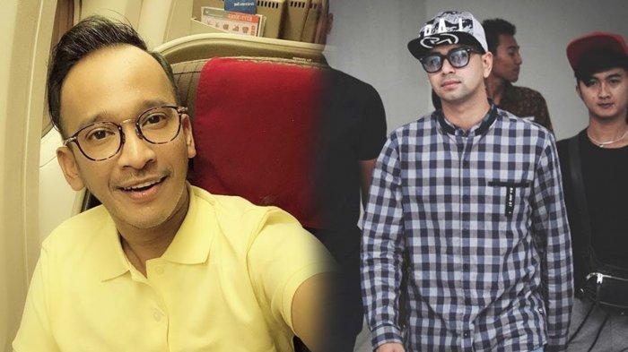 Ruben Onsu Lapor ke Nagita Slavina Soal Kelakuan Raffi Ahmad di Lokasi Syuting: Takut 'kegatelan'