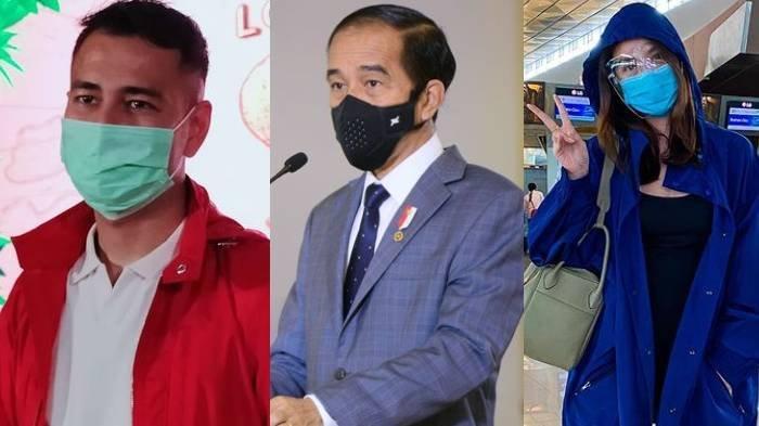 Selain Raffi Ahmad, Ini Daftar Artis yang Susul Jokowi Disuntik Vaksin Corona, Masuk Deretan Pertama