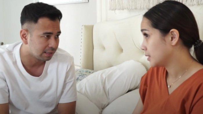 Gelagat Aneh Nagita Slavina di Atas Ranjang Bikin Raffi Ahmad Curiga: Jangan-jangan Cowok Lain