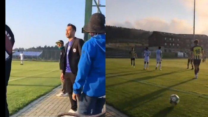 Cara Raffi Ahmad Kompori Pemain RANS Cilegon FC Agar Menang Lawan Tim Turki, Efeknya Mengejutkan