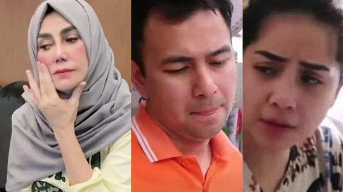 Misteri Raffi Ahmad Titip Luna Maya Tas Hermes untuk Mama Amy, Ayu Dewi: Eh Taunya Mama yang Lain