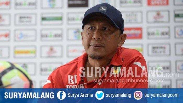 Pelatih Madura United Siapkan Banyak Pemain Muda dalam Skema Baru
