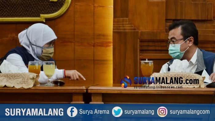 Masih PSBB Surabaya & Jelang Lebaran, Pemprov Jatim Gelar Pasar Murah Online Mandiri