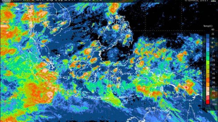 Ramalan Cuaca Kota Malang, Batu dan Surabaya Untuk Rabu 19 Juni 2019, Dominasi Cerah Berawan