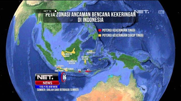 Ramalan Cuaca Kota Malang, Sabtu 1 Juni 2019, Pengendara Harap Waspadai Kabut di Malam Hari