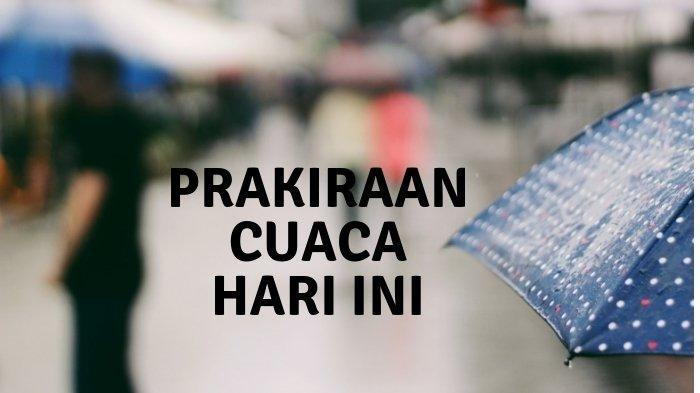 Ramalan Cuaca BMKG Kota Malang dan Sekitarnya, 22 Februari 2019, Hujan Masih Mendominasi