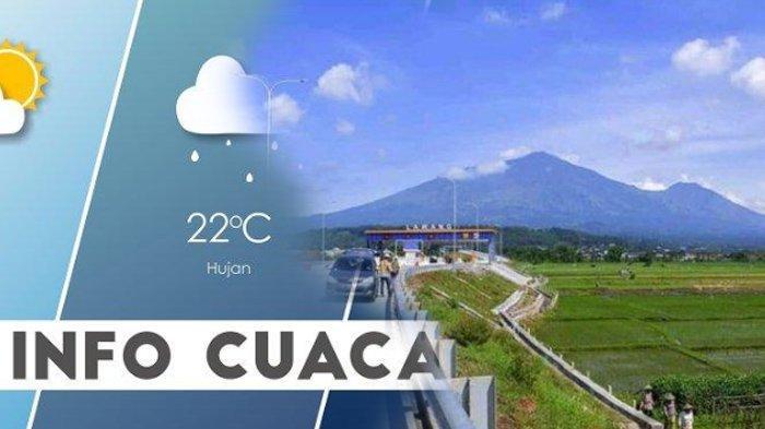 Ramalan Cuaca Kota Malang, Selasa 25 Juni 2019, Suhu Terendah 16 Derajat dan Kota Batu 15 Derajat
