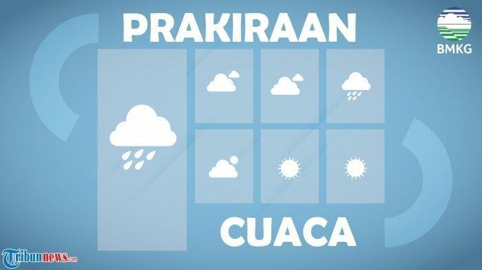 Prakiraan Cuaca Hari ini, Wilayah Malang Waspada Hujan Disertai Angin-Petir pada Siang Hingga Sore