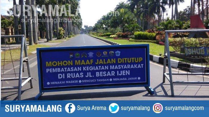 Polresta Malang Kota Klaim Masyarakat Dukung Penutupan Jalan Besar Ijen, Kota Malang