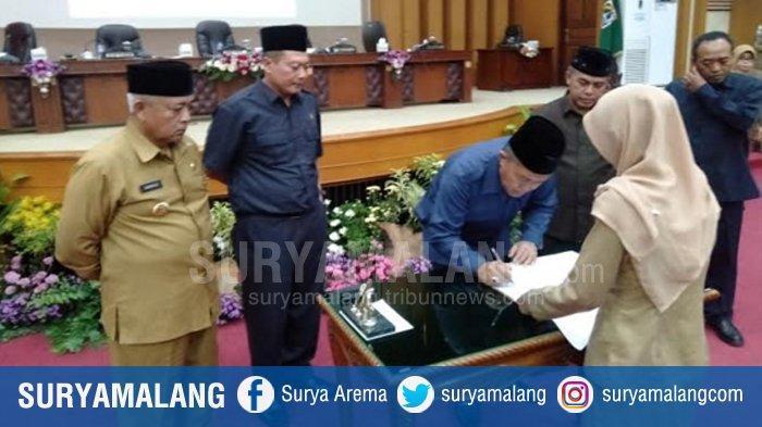 Ketua DPRD Kabupaten Malang PerintahkanEvaluasi Seluruh Perda, 12 Ranperda Menunggu