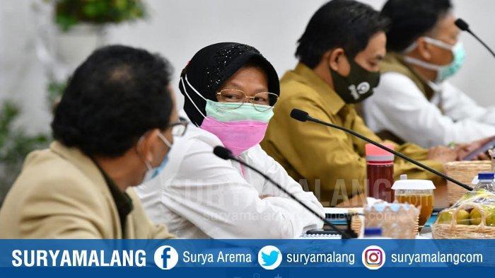 3 Kepala Daerah Ngotot PSBB Surabaya Raya Tak Diperpanjang Meski Nilai Masih Kurang