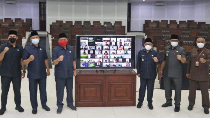 Raperda Perubahan RPJMD Kota Malang Disepakati, Beri Catatan Penanganan Pandemi Covid-19