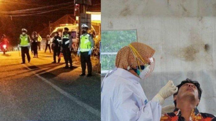 Info Mudik Malang Hari Ini : Rapid Tes Antigen di Titik Exit Tol Malang & 123 Mobil Putar Balik