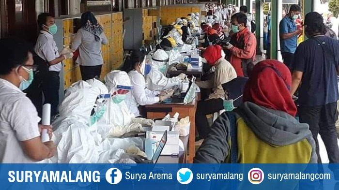 815 Karyawan Pabrik Rokok Di Madiun Jalani Rapid Test Covid 19 Massal, Gara-Gara 1 Karyawan Positif