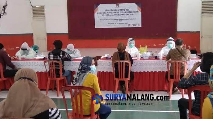 3 Petugas KPPS Pilwali Blitar 2020 Dinyatakan Positif Covid-19, KPU Tak akan Ganti