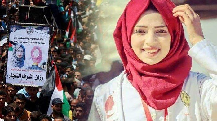 Ucapan Terakhir Razan Najjar Sebelum Tewas Ditembak Tentara Israel