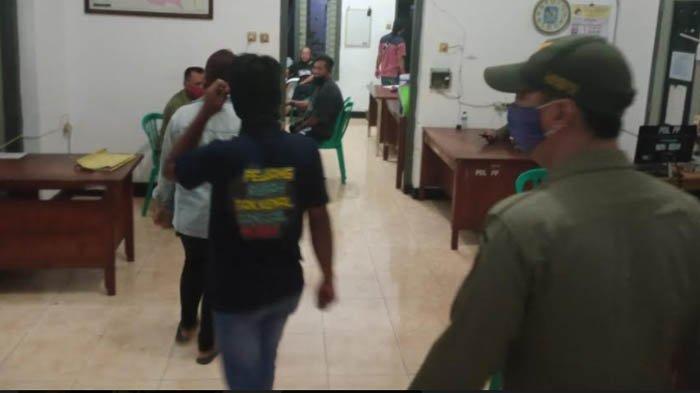Satpol PP Kota Kediri Razia Tempat Kos Jam-Jaman, 1 Pasangan Bukan Suami-Istri Diamankan