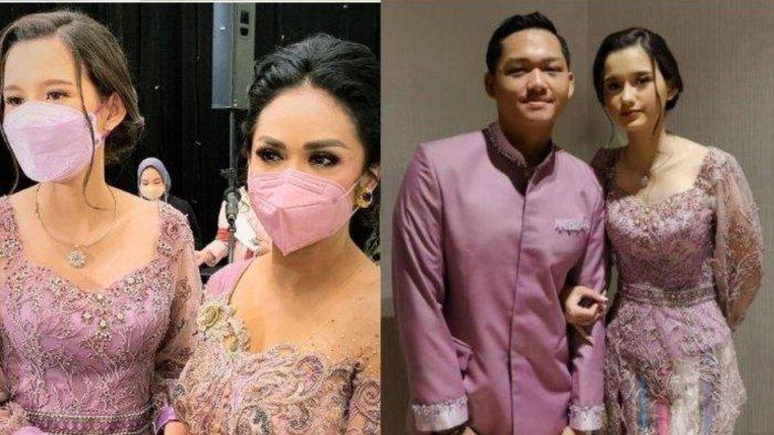 Reaksi Krisdayanti Bertemu Sarah Menzel Disorot, Singgung Rencana Menikah & Titipkan Pesan ke Azriel