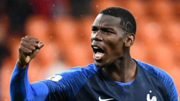 Pogba Digembar-gemborkan Bakal Ikuti Langkah Ronaldo ke Juventus