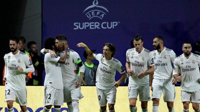Musim Ini Lini Depan Real Madrid Terkesan Melempem, Apakah Karena Kehilangan Ronaldo?