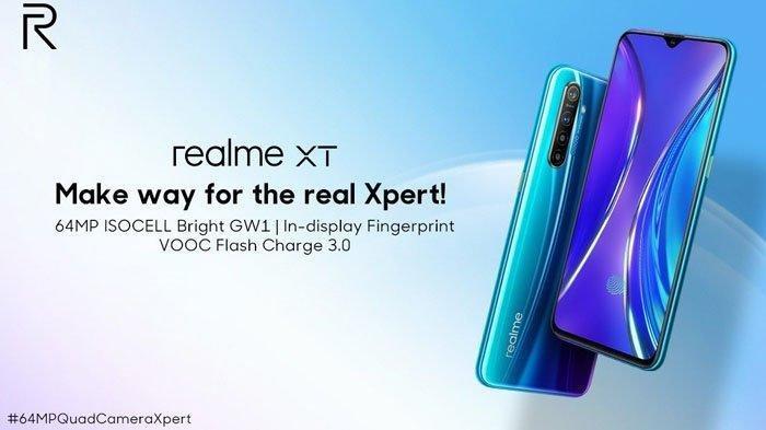 Intip Spesifikasi Lengkap Realme XT, Sudah Siap Jadi Pesaing Xaiomi Redmi Note 8?